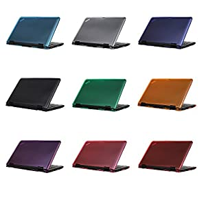 "iPearl mCover Hard Shell Case for 2016 11.6"" Lenovo ThinkPad 11e G3 3rd Generation ( NOT fitting older ThinkPad / Yoga 11e G2 2nd Generation ) Windows / Chromebook Laptops (AQUA)"