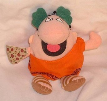 Little Caesar Beanie Baby From Little Caesars Pizza By Little