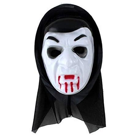 Dodom Mueca Halloween Máscara de Miedo Cosplay Máscara de ...
