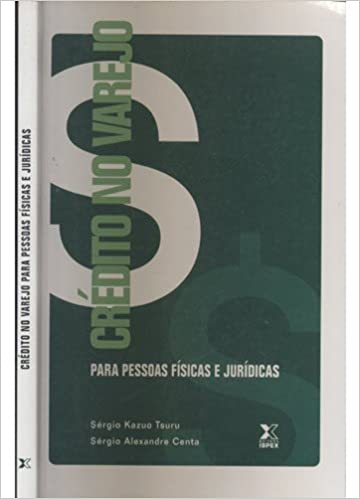 Book Credito No Varejo Para Pessoas Fisicas E Juridicas