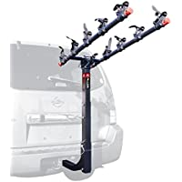 Allen Sports Deluxe 5-Bike Hitch Mount Rack with 2-Inch...