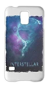 Interstellar movie poster Samsung Galaxy S5 Plastic Case