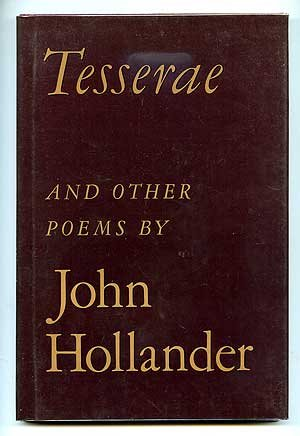 Tesserae and Other Poems