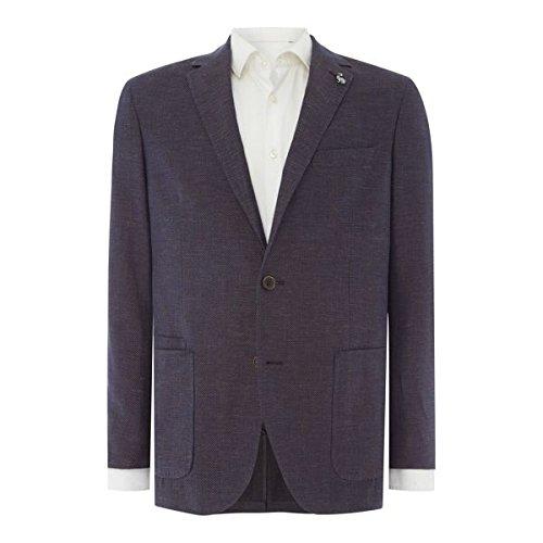 サイモンカーター メンズ ジャケット&ブルゾン Varied Herringbone Kaplan Jacket [並行輸入品] B07D47WFTH 46 Regular