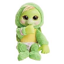 Animal Babies Baby Turtle Plush