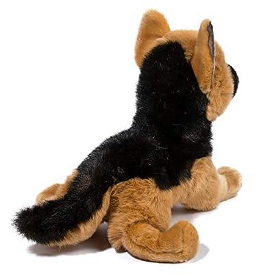 Douglas General German Shepherd Dog Plush Stuffed Animal: Toys & Games