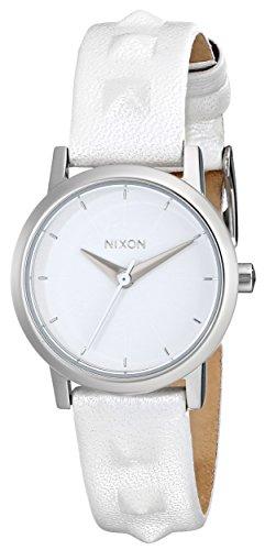 nixon-womens-a3981811-kenzi-leather-watch