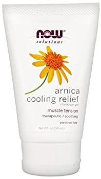 NOW Arnica Soothe Massage Gel,2-Ounce