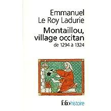 Montaillou, village occitan de 1294 à 1324 (Folio Histoire)