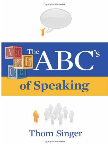 The ABC's of Speaking (Airplane Books (New Year Publishing))