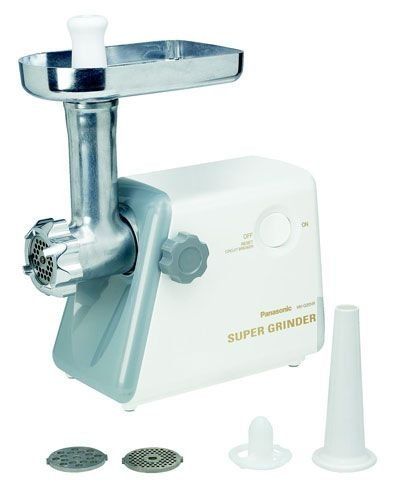 Panasonic Super Electric Meat Grinder MKG20NR