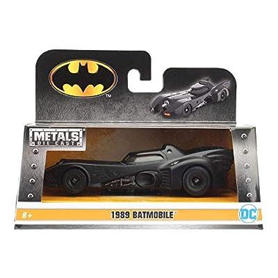 Jada 1989 Batman Batmobile 1/32 Diecast Model Car: Toys & Games