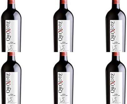 Vino Quixote Malbec Cabernet Franc Wine Pack 6 Botellas: Amazon.es: Alimentación y bebidas
