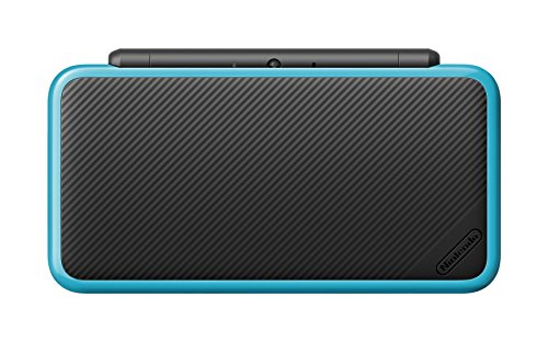 New Nintendo 2DS XL - Black + Turquoise With Mario Kart 7 Pre-installed - Nintendo 2DS (Renewed) by Nintendo (Image #4)