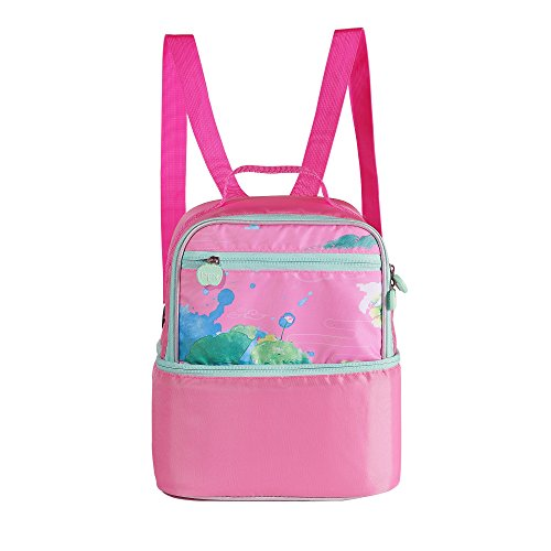 Breast Milk Baby Bottle Cooler Backpack For Insulated Breast