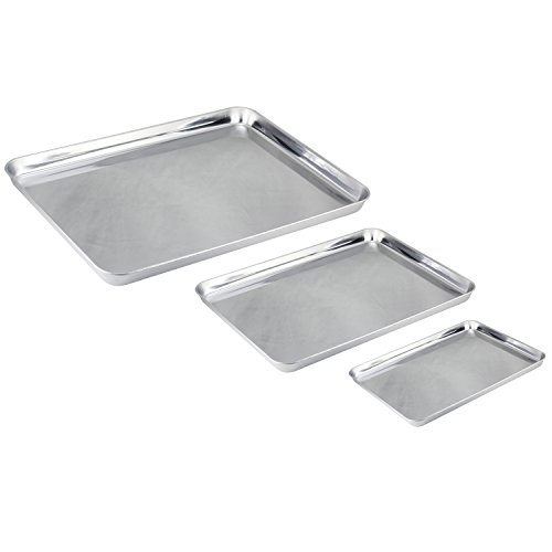 stainless steel baking set - 4