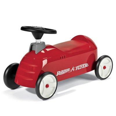 Flyer 500 EZ Push Car (Radio Flyer Toddler Wagon)