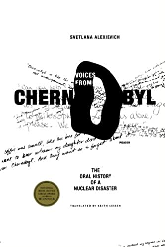 Voices from chernobyl the oral history of a nuclear disaster voices from chernobyl the oral history of a nuclear disaster livros na amazon brasil 8601419240876 fandeluxe Image collections