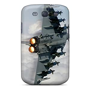 New Galaxy S3 Case Cover Casing(fighter Jet)