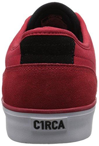 Chaussure De Skate Essentielle Homme C1rca Rouge / Noir / Blanc