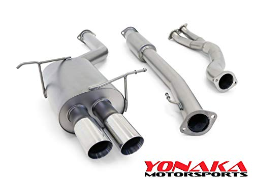 Highest Rated Exhaust Cat Back Systems