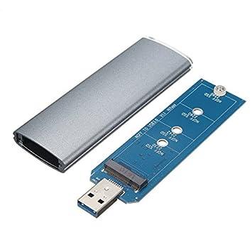 M.2 NGFF SSD SATA to USB 3.0 Converter Adaptador De la ...
