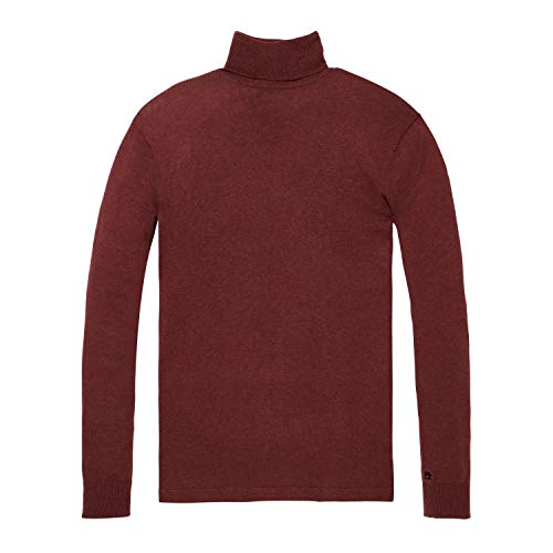 Berry amp  Soft Turtle Soda In Quality Neck Melange Pullover Cotton Scotch Felpa  Uomo Classic Sqf7dxnw7U 60480edd97b