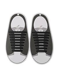 1 Pair No Tie Elastic Shoelaces