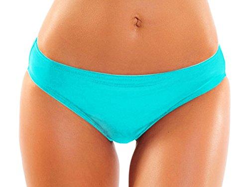 Bikini bragas Figurumspielender, pantalones! Actual 1003S - W300 - f3810 turquesa