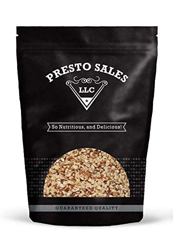 Filberts / Hazelnuts, Raw Chopped (5 lbs.) by Presto Sales LLC by Presto Sales