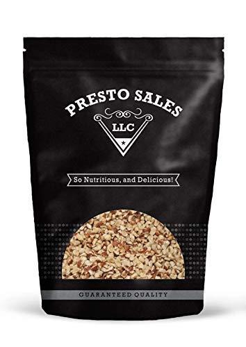 Filberts/Hazelnuts, Fresh Raw Chopped (1 lb.) by Presto Sales LLC by Presto Sales