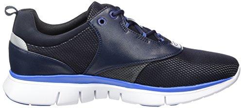 BOSS Green Gym_runn_nyme 10197520 01, Zapatillas Hombre Azul (Dark Blue 401)