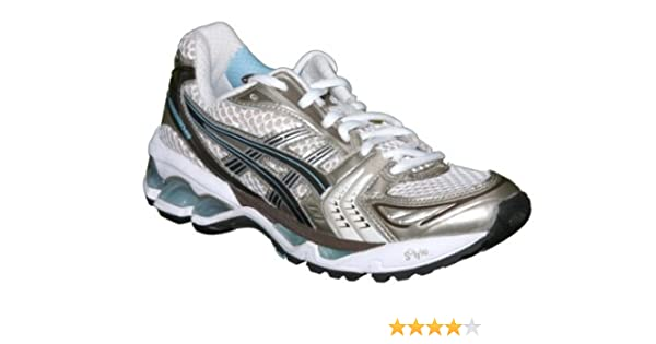 Amazon.com | ASICS Gel Kayano Womens Running Shoes Narrow ...