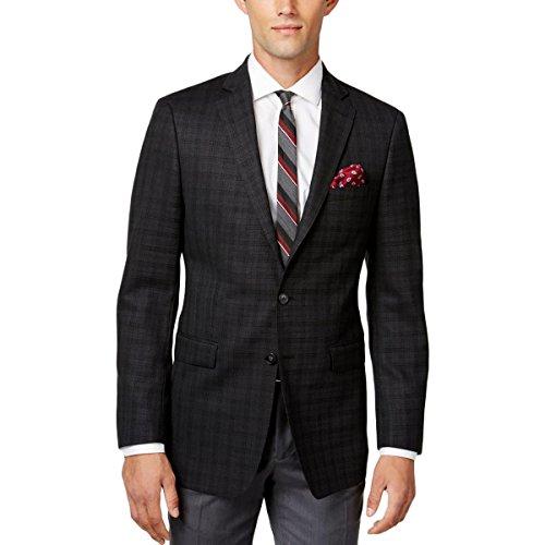Calvin Klein Plaid Suit - 3