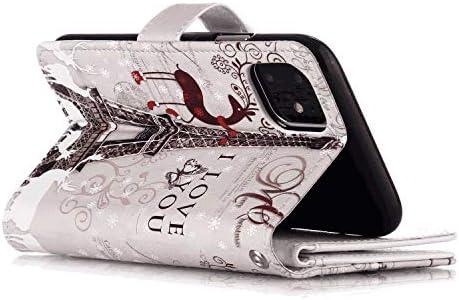 iPhone XS PUレザー ケース, 手帳型 ケース 本革 カバー収納 全面保護 ビジネス 財布 スマートフォンカバー 手帳型ケース iPhone アイフォン XS レザーケース