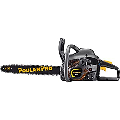 Poulan Pro 18-Inch 2-Cycle Gas Chainsaw (Certified Refurbished)