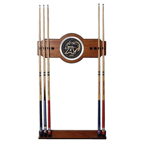 - Trademark Gameroom NCAA Army Billiard Cue Rack with Mirror