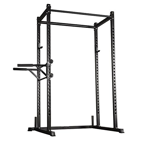 Rep Power Rack – PR-1000 – with Dip Attachment