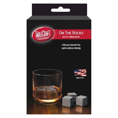 TableCraft On The Rocks, 9 Chilling Stones w/Bag ()