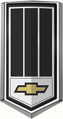 Gas Door Emblem -