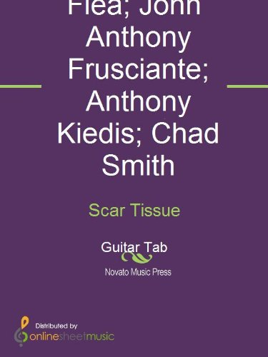 Scar Tissue: Guitar Tab (Red Hot Chili Peppers Scar Tissue Tab)
