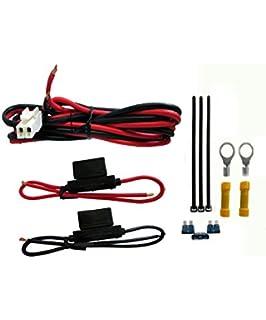 Amazon com: Kenwood KCT-46 Ignition Sense Cable KENWOOD TK-7180, TK