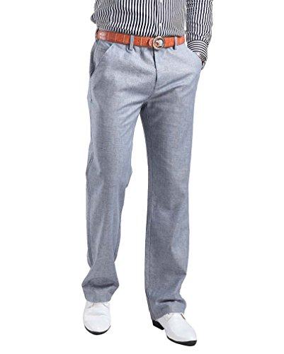 inen Casual Trousers, Casual Pants,Lightblue,40W x Regular ()