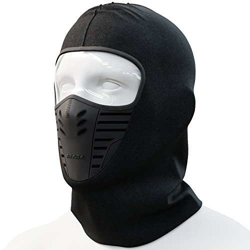 Cevillo Balaclava Ski Face Mask | Windproof and Dustproof Hoodie | Men and Women