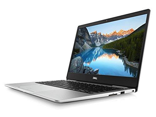 "Price comparison product image Dell Inspiron 7370 13.3"" FHD Touchscreen,  8th Gen Intel Core i7-8550U,  16GB DDR4 Ram,  512GB SSD,  Silver (Certified Refurbished)"