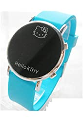 Lovely Fashion Hello Kitty watches Girls Ladies Wrist Watch WKT@DGW002L