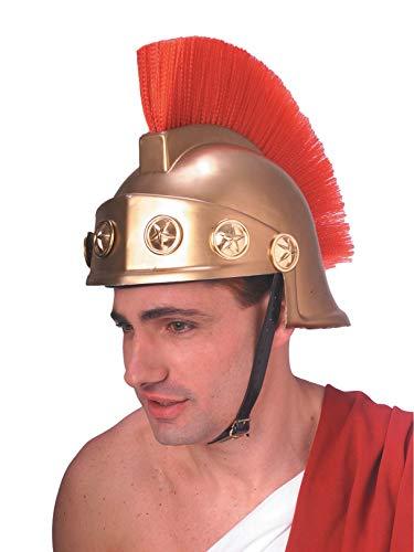 Rubie's Men's Deluxe Roman Centurion Helmet, Multi, One -