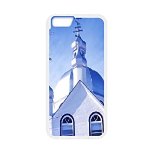 IPhone 6 Cases Church Roof, IPhone 6 Cases Church, [White]