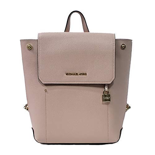 Michael Kors Hayes MD Backpack Leather Pink Ballet (35F8GYEB2T)
