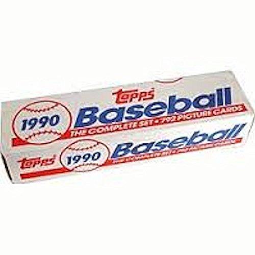 1990 Topps Baseball Cards Factory Sealed Set